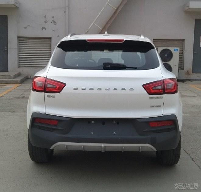 宝沃BX5新车型申报信息