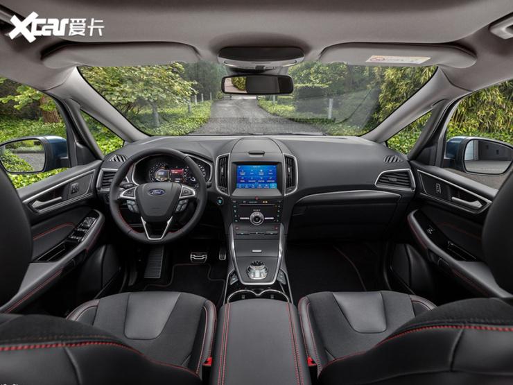 新款福特S-MAX官图发布 外观变化非常大