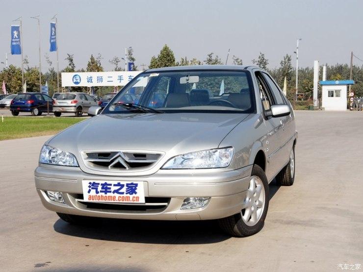 东风雪铁龙 爱丽舍 2005款 1.6SX 16V 手动挡