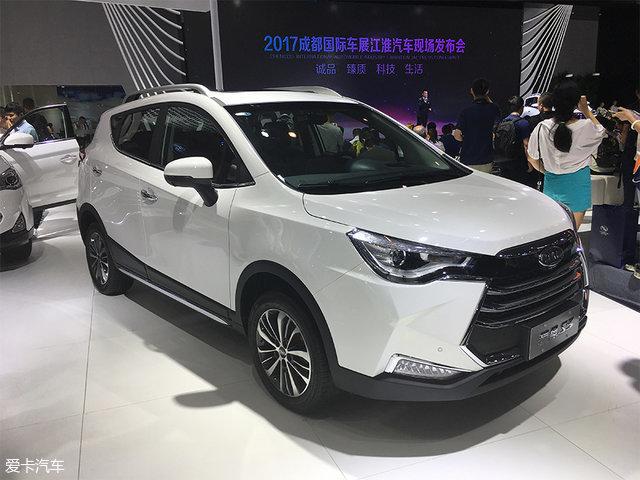 江淮瑞风S3智驱系列