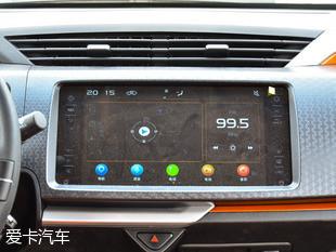 吉利汽车2017款远景X1