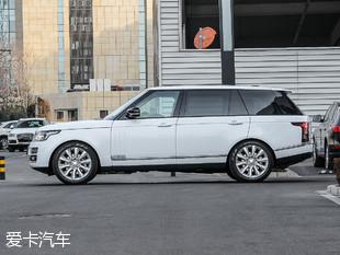 路虎(进口)2015款揽胜
