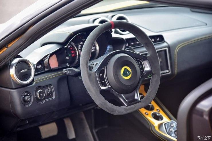 路特斯 Evora 2018款 GT410 Sport70周年限量版