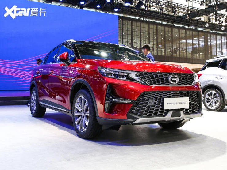 广汽乘用车2020款传祺GS4 Coupe