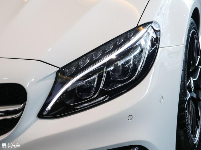 奔驰AMG2015款奔驰C级AMG