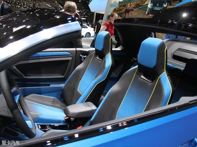 大众T-ROC概念车