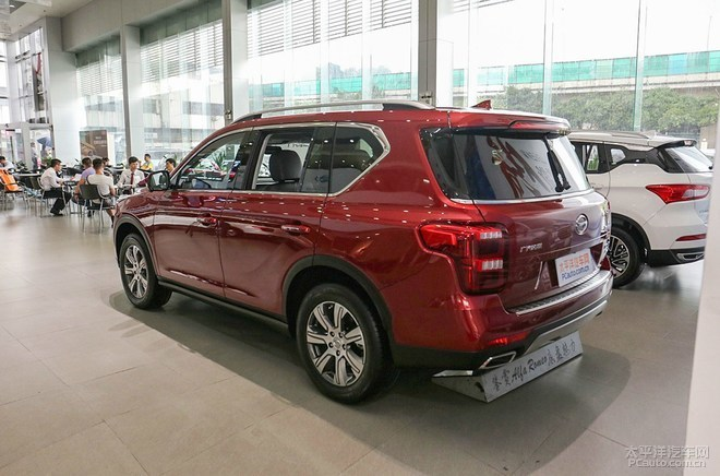 广汽传祺GS7/GS3或将于8月26日正式上市