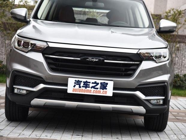 众泰汽车 众泰T500 2018款 1.5T 手动尊享型