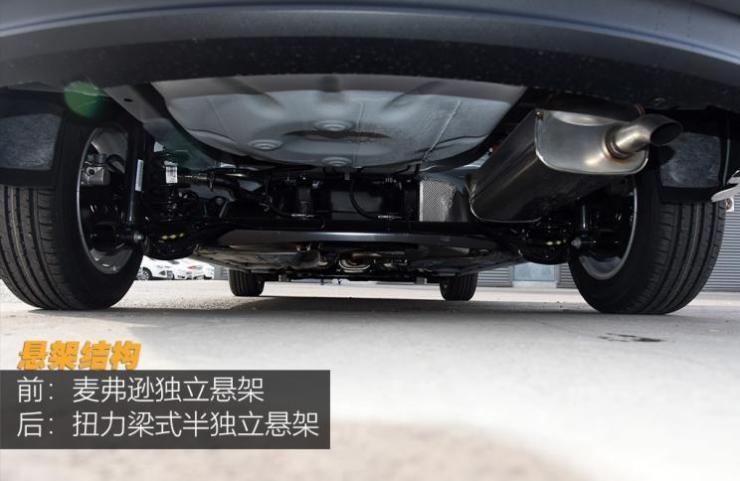 长安福特 福睿斯 2019款 1.5L 手动质享型
