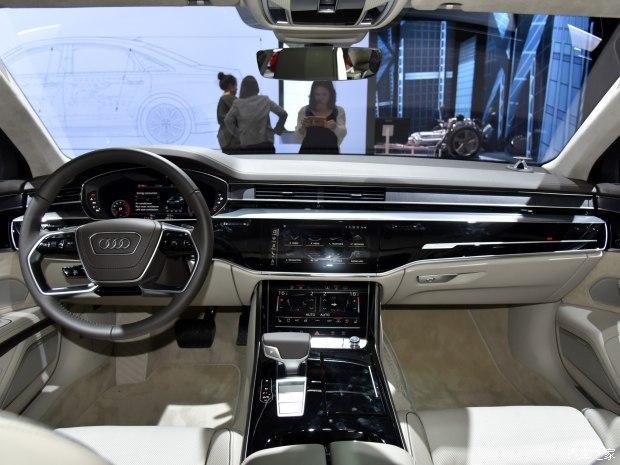 奥迪(进口) 奥迪A8 2018款 A8L W12 quattro