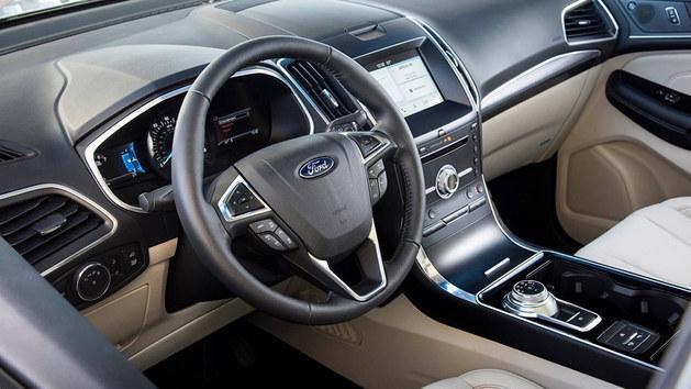 福特锐界特别版官图发布 芝加哥车展亮相