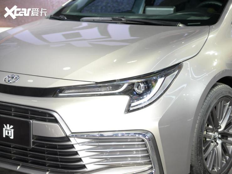 广汽丰田2021款凌尚