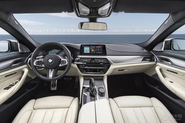 新一代宝马5系美国售价公布 合36.2万起