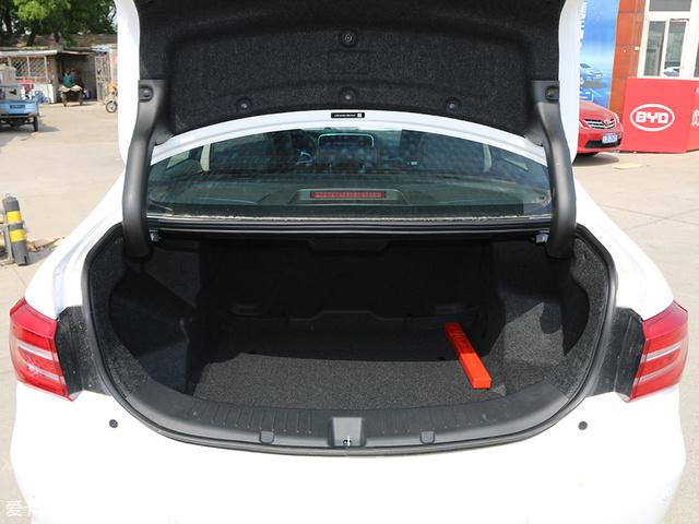 比亚迪;秦EV 450;实拍;静态评测