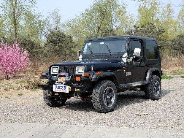 Jeep(进口) 牧马人 1993款 4.0L 第一代