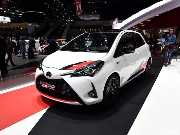丰田(进口) YARiS(海外) 2017款 性能版