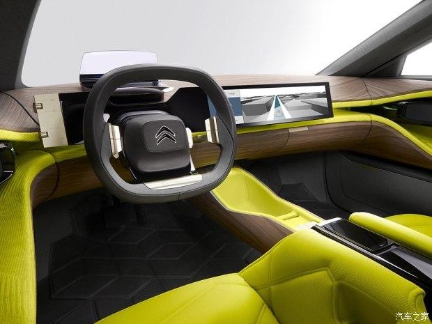 雪铁龙(进口) CXPERIENCE 2016款 Concept