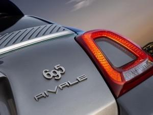 菲亚特(进口) 菲亚特500 2017款 Abarth 695 Rivale 175 Anniversary edition