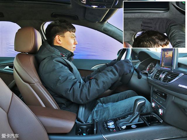年度车评选空间测试