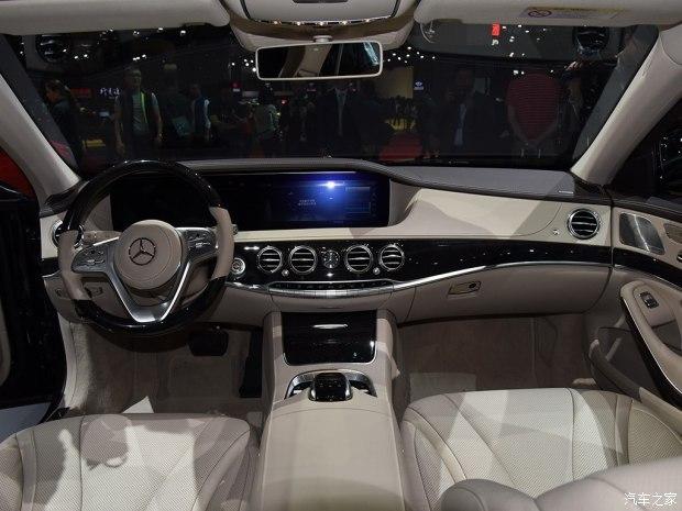 奔驰(进口) 奔驰S级 2018款 S 350 L